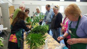 Extension Master Gardener Volunteer Propagation Class