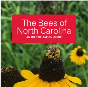 Cover of the Bees of NC