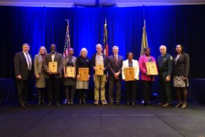 Cover photo for Sustainable Forestry and African American Land Retention Program Receives USDA Forest Service 2019 Regional Forester's Honor Award