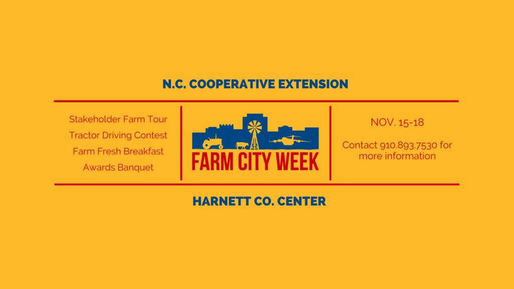 Farm-City Banner